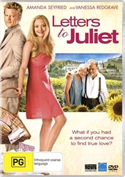 Letters To Juliet | DVD