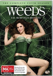 Weeds - Season 05 | DVD