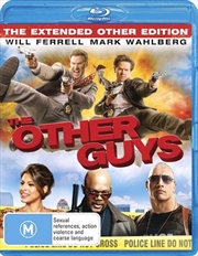 Other Guys, The | Blu-ray