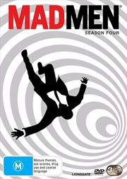 Mad Men- The Complete Fourth Season | DVD