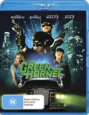 Green Hornet, The   Blu-ray