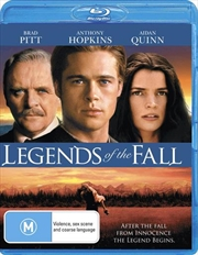 Legends Of The Fall | Blu-ray
