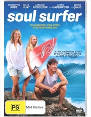 Soul Surfer   DVD