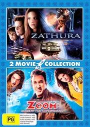 Zathura - A Space Adventure / Zoom - Academy For Superheroes | Movie Marathon | DVD