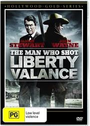 Man Who Shot Liberty Valance, The | DVD