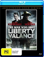 Man Who Shot Liberty Valance, The | Blu-ray