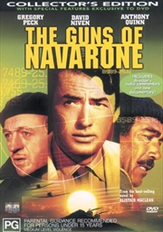 Guns Of Navarone, The | DVD
