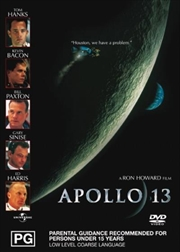 Apollo 13 | DVD