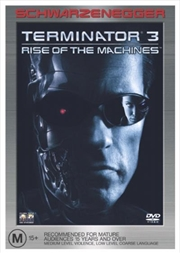 Terminator 3 - Rise Of The Machines | DVD