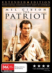 Patriot, The  - Extended Edition | DVD