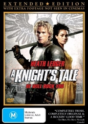 Knight's Tale, A  - Extended Edition | DVD