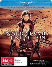 Resident Evil - Extinction | Blu-ray