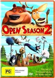 Open Season 2 | DVD