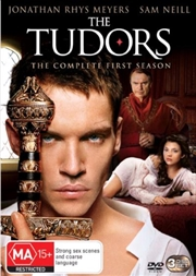 Tudors, The - Complete Season 01 | DVD