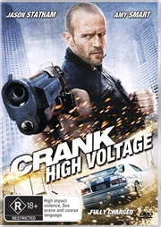 Crank - High Voltage | DVD