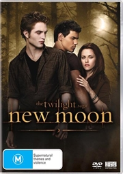 Twilight Saga - New Moon, The | DVD