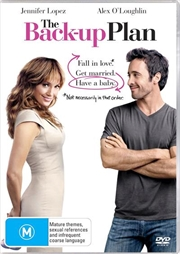 Back-up Plan, The | DVD