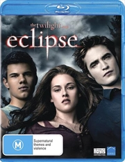 Twilight Saga - Eclipse, The | Blu-ray