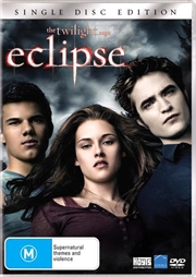 Twilight Saga - Eclipse, The | DVD