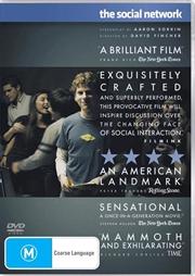Social Network | DVD