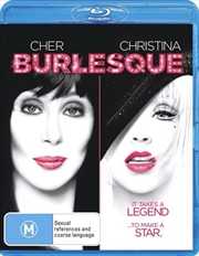 Burlesque   Blu-ray