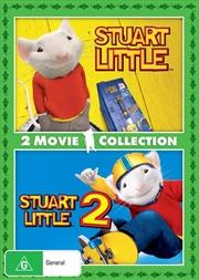 Stuart Little / Stuart Little 02 | Movie Marathon | DVD