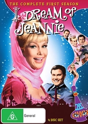 I Dream Of Jeannie - Season 1 | DVD