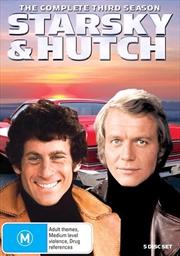 Starsky and Hutch - Season 3 | DVD