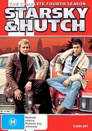 Starsky and Hutch - Season 4 | DVD