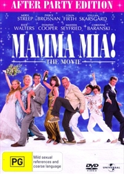 Mamma Mia! | After Party Edition | DVD