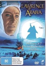 Lawrence Of Arabia | DVD