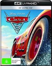 Cars 3 | UHD | UHD