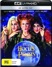 Hocus Pocus | UHD | UHD