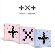Minisode 1 - Blue Hour   CD
