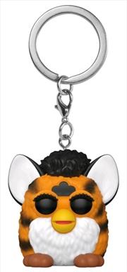 Hasbro - Tiger Furby Pocket Pop! Keychain | Pop Vinyl