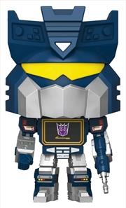 Transformers - Soundwave Pop! Vinyl | Pop Vinyl