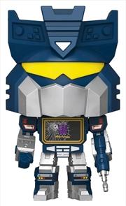Transformers - Seige Soundwave US Exclusive Pop! Vinyl [RS] | Pop Vinyl