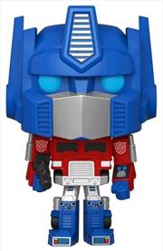 Transformers - Optimus Prime Pop! Vinyl | Pop Vinyl