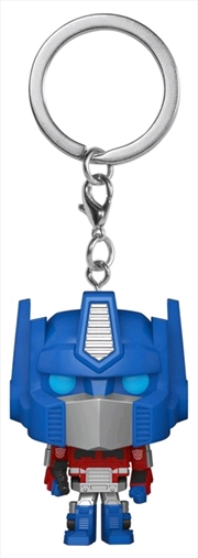 Transformers - Optimus Prime Pocket Pop! Keychain | Pop Vinyl