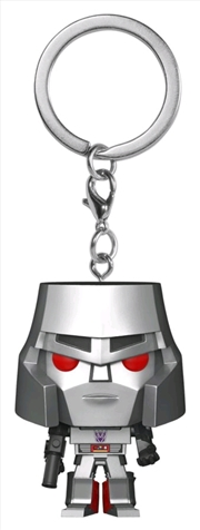 Transformers - Megatron Pocket Pop! Keychain | Pop Vinyl