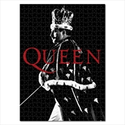 Queen - Freddie Mercury 500 Piece Puzzle | Merchandise