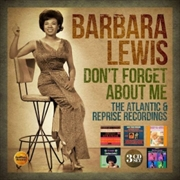 Don't Forget About Me - The Atlantic And Reprise Recordings | CD