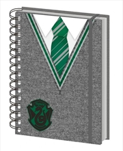 Harry Potter - Slytherin Uniform Notebook | Merchandise