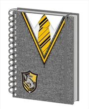 Harry Potter - Hufflepuff Uniform Notebook | Merchandise