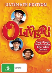 Oliver! - Ultimate Edition | DVD