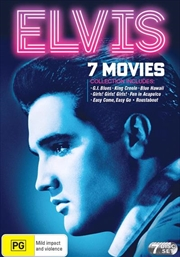 Elvis - Limited Edition | 7 Movie Collection | DVD