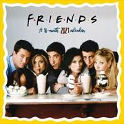 Friends (TV Show) 2021 Square Calendar | Merchandise
