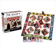 Friends Card Scramble Board Game | Merchandise