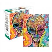 Aquarius Dean Russo Alien 500 Piece Jigsaw Puzzle | Merchandise