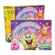 Imagination 500 Piece Puzzle | Merchandise